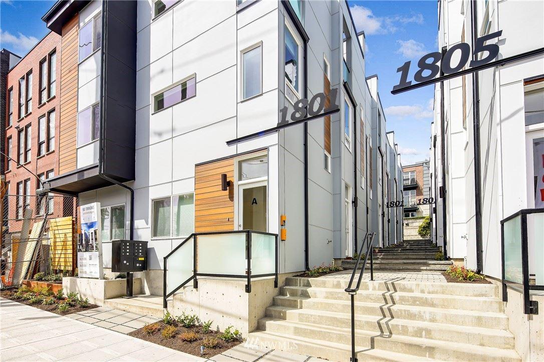 Photo of 1805 20th Avenue, Seattle, WA 98122 (MLS # 1793500)