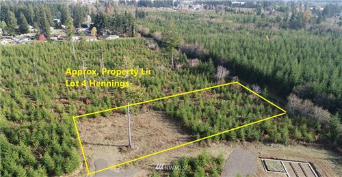 Photo of 9999 Lot 4 Hennings SP, Forks, WA 98331 (MLS # 1559501)