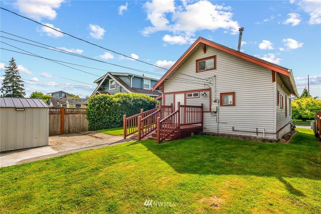 Photo of 1509 McDougall Avenue, Everett, WA 98201 (MLS # 1777501)
