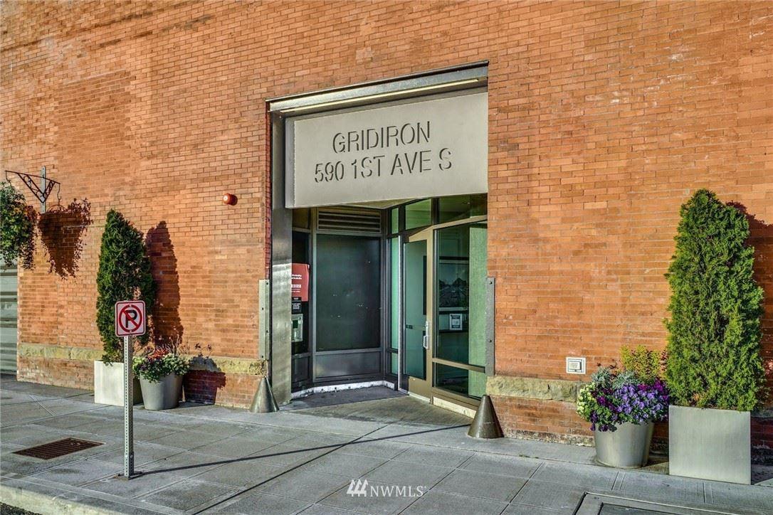 Photo of 590 1st Avenue S #501, Seattle, WA 98104 (MLS # 1784501)