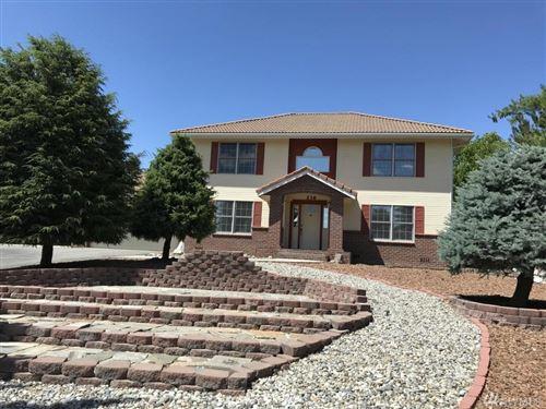 Photo of 236 Rolling Hills Lane, Wenatchee, WA 98801 (MLS # 1616502)