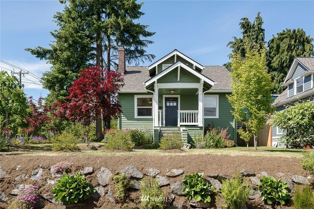 Photo of 2856 NW 67th Street, Seattle, WA 98117 (MLS # 1791504)