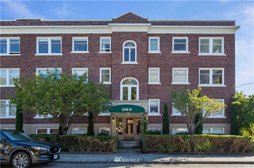 Photo of 1808 Bigelow Avenue N #A401, Seattle, WA 98109 (MLS # 1828505)