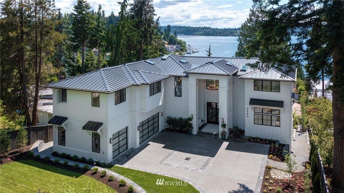 Photo of 9563 NE 1st Street, Bellevue, WA 98004 (MLS # 1775505)