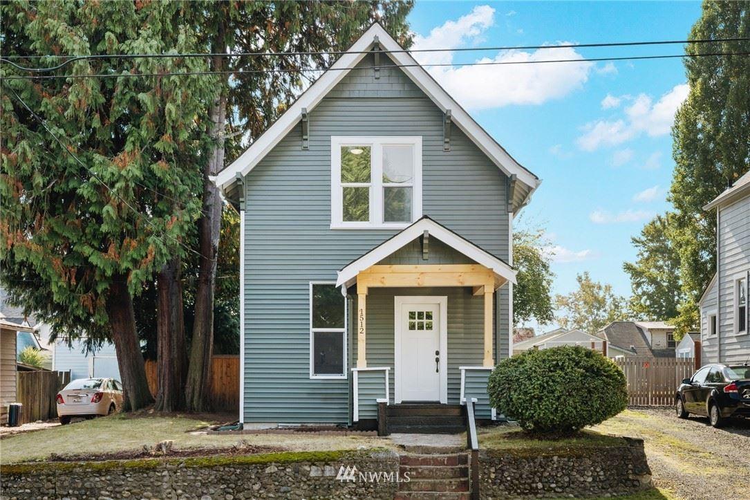 1512 S 52nd Street, Tacoma, WA 98408 - MLS#: 1851506