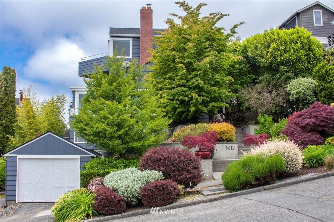 Photo of 3412 NW 72nd Street, Seattle, WA 98117 (MLS # 1777509)