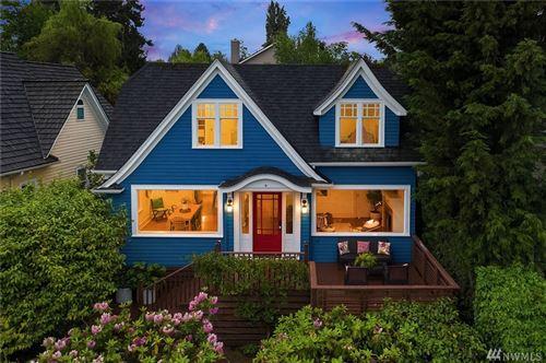 Photo of 6644 E Green Lake Wy N, Seattle, WA 98103 (MLS # 1603511)