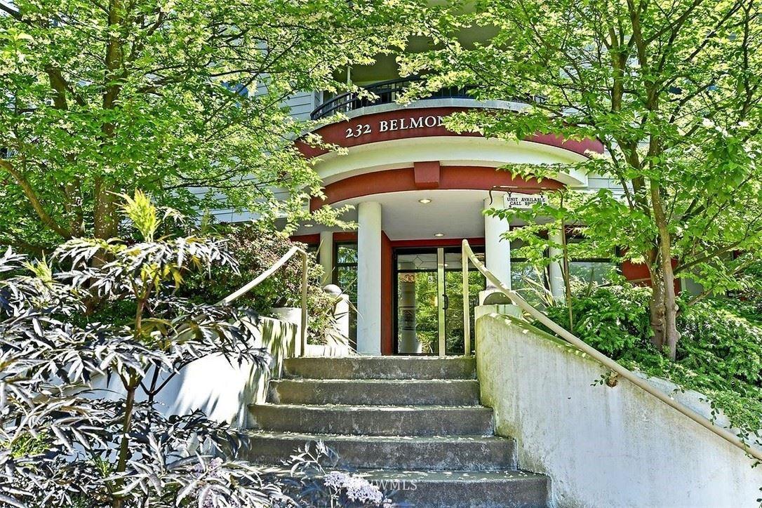 Photo of 232 Belmont Avenue E #208, Seattle, WA 98102 (MLS # 1789511)