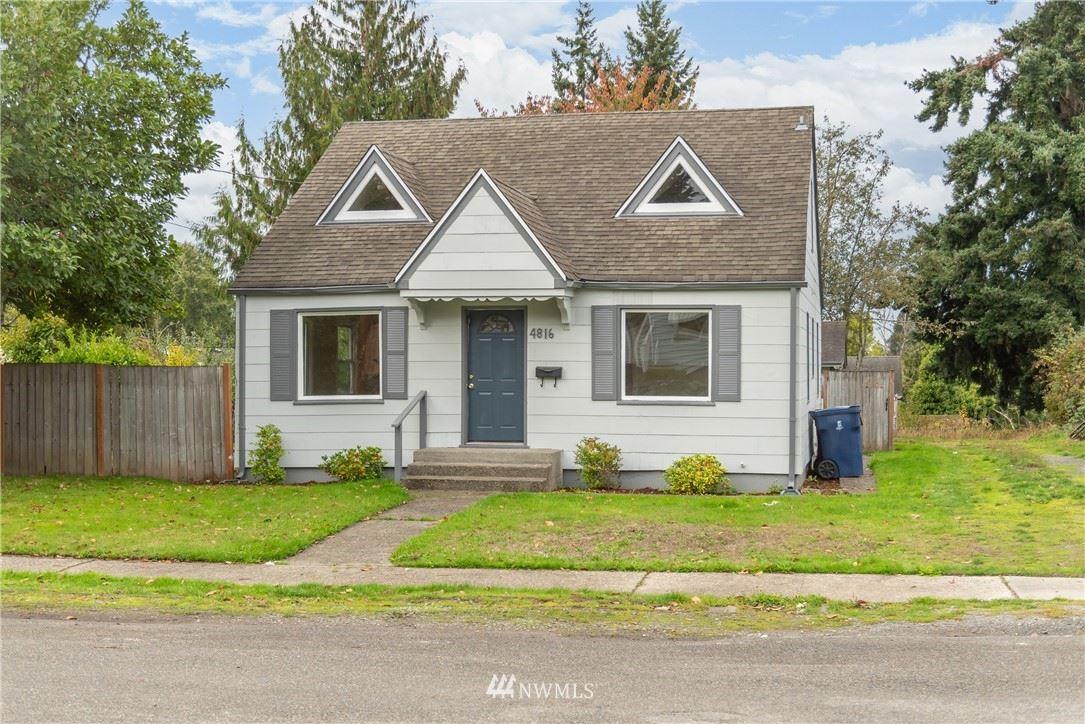 4816 E G Street, Tacoma, WA 98404 - MLS#: 1852511