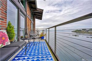 Photo of 3717 Beach Dr SW #317, Seattle, WA 98116 (MLS # 1488513)