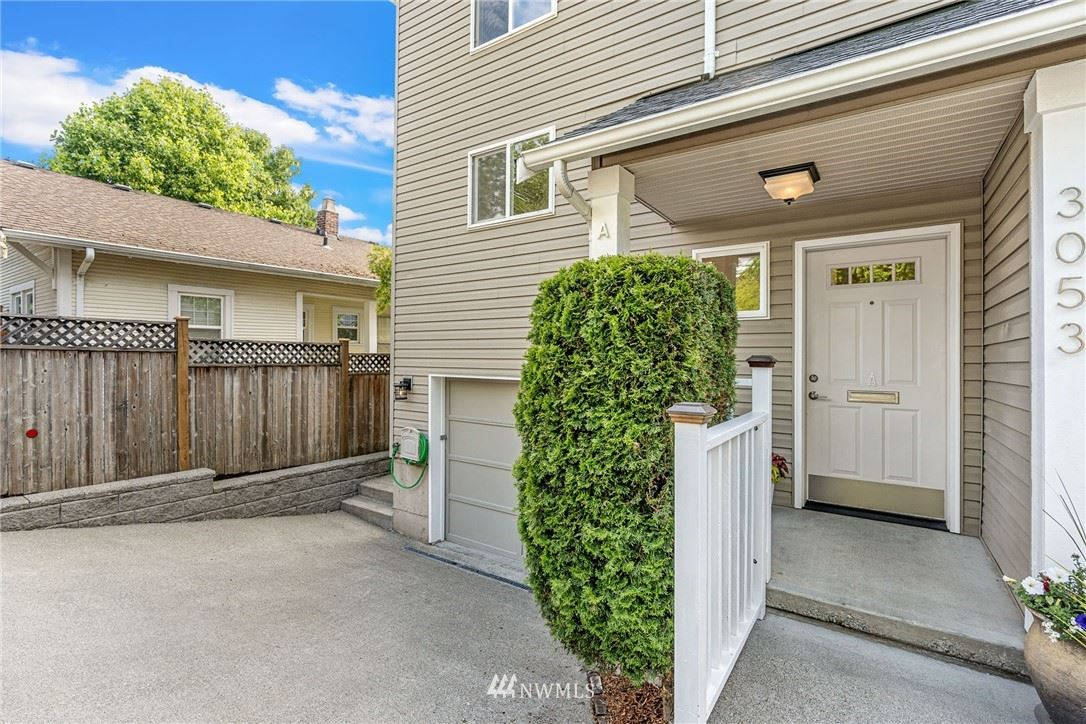 Photo of 3053 21st Avenue W #A, Seattle, WA 98199 (MLS # 1788514)