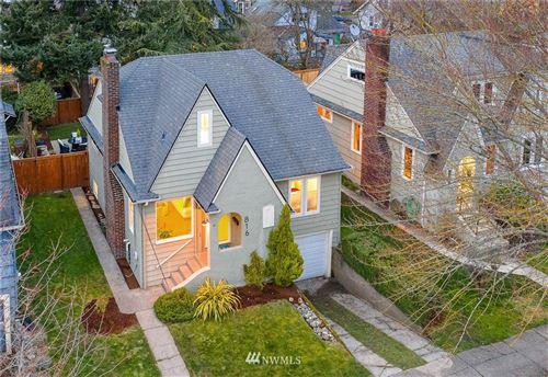 Photo of 816 NE 56th Street, Seattle, WA 98105 (MLS # 1734516)
