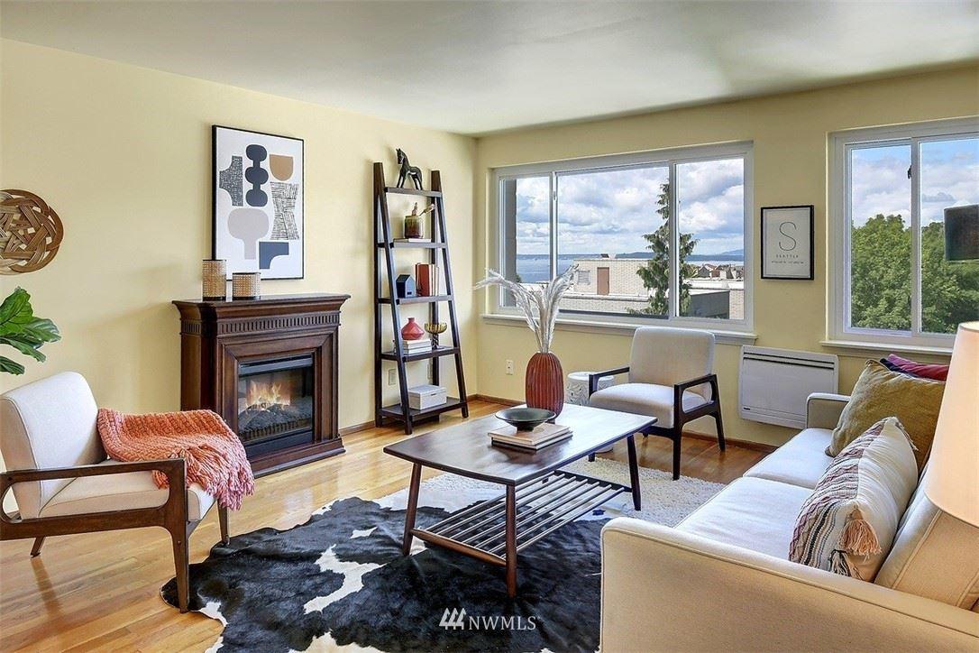 Photo of 919 2nd Avenue W #603, Seattle, WA 98119 (MLS # 1788516)
