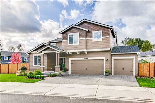 Photo of 1001 Van Ogle Lane NW, Orting, WA 98360 (MLS # 1694517)