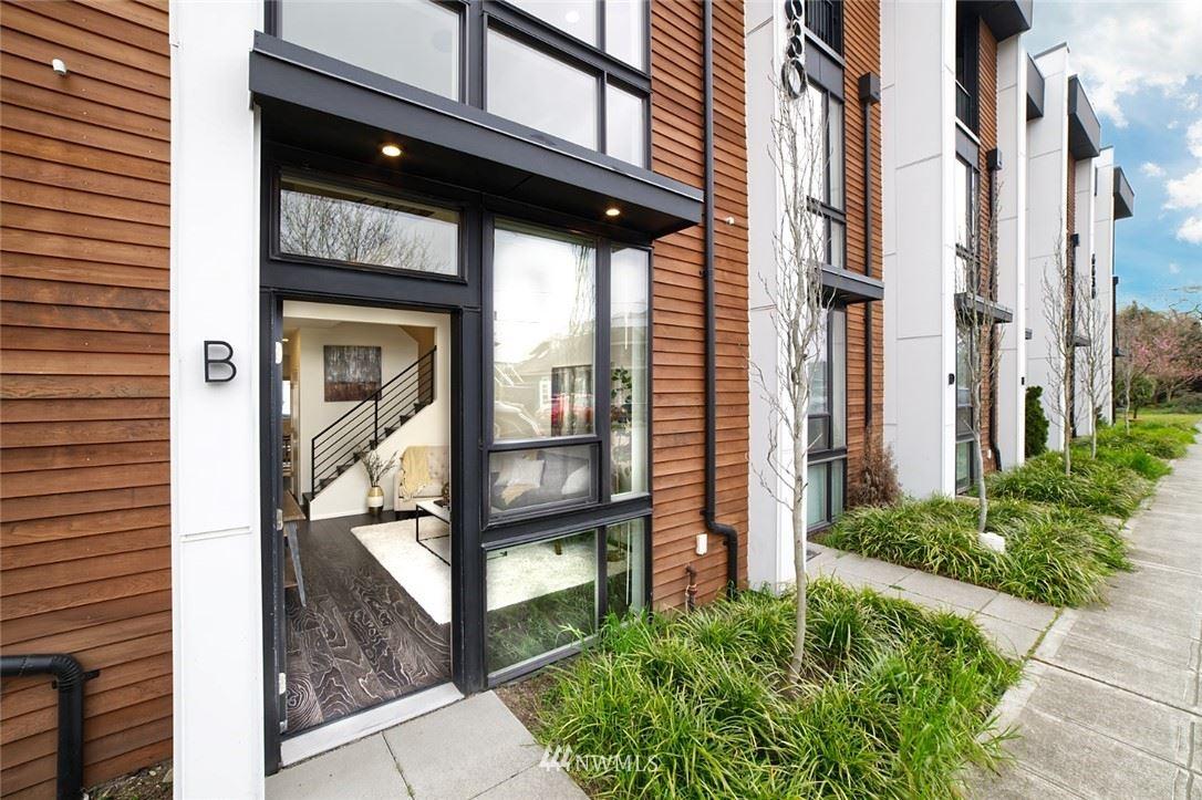 Photo of 6630 Carleton Avenue S #B, Seattle, WA 98108 (MLS # 1754517)