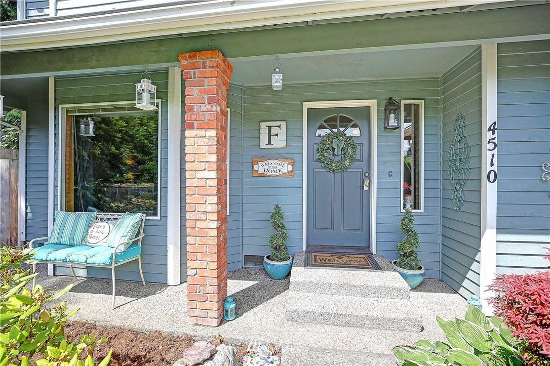 Photo of 4510 Sunnyside Boulevard, Marysville, WA 98270 (MLS # 1795517)