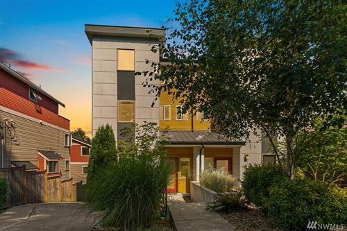 Photo of 3438 23rd Avenue W #B, Seattle, WA 98199 (MLS # 1640518)