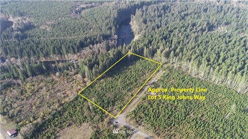 Photo of 9999 Lot 5 King Johns Way, Forks, WA 98331 (MLS # 1690520)