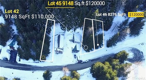 Photo of 0 Lot 45 Rampart Dr, Snoqualmie Pass, WA 98068 (MLS # 1587521)