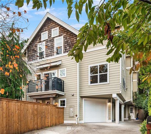 Photo of 7321 47th Avenue SW #A, Seattle, WA 98136 (MLS # 1682521)