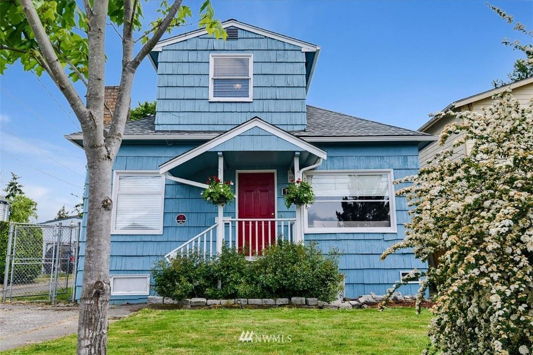 Photo of 7936 46th Avenue S, Seattle, WA 98118 (MLS # 1777521)