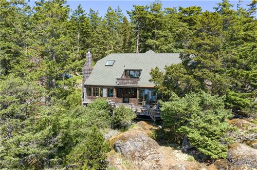 Photo of 661 Grimes-Riker Lane, Lopez Island, WA 98261 (MLS # 1328522)