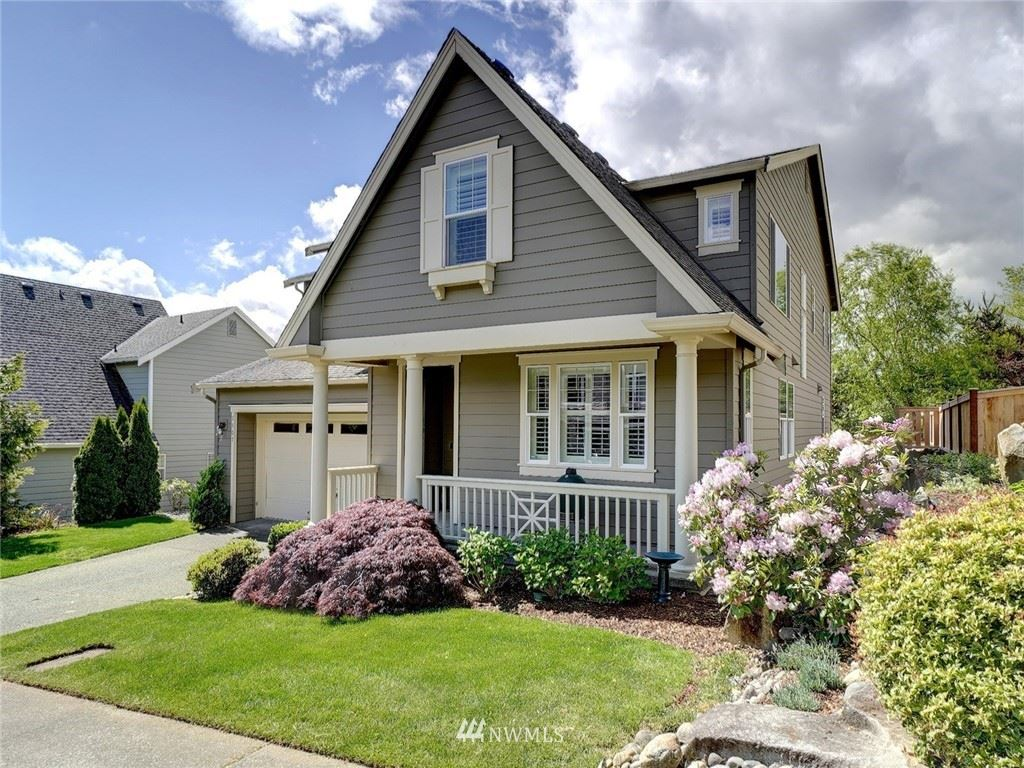 Photo of 7507 Pinnacle Place SE, Snoqualmie, WA 98065 (MLS # 1775522)