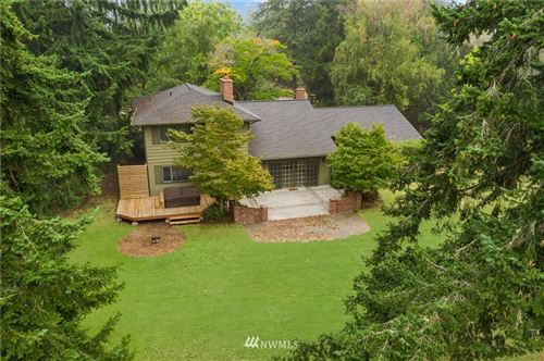 Photo of 11185 Meadowlark Lane NE, Bainbridge Island, WA 98110 (MLS # 1664523)