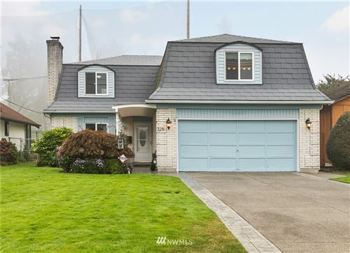 Photo of 329 Rockefeller Avenue, Everett, WA 98201 (MLS # 1664524)