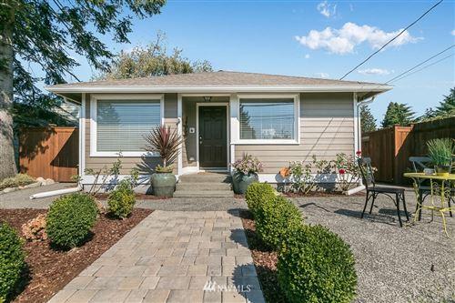 Photo of 706 N 97th Street, Seattle, WA 98103 (MLS # 1660526)