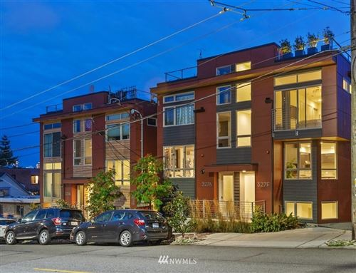 Photo of 327 W Olympic Pl UNIT F, Seattle, WA 98119 (MLS # 1668527)