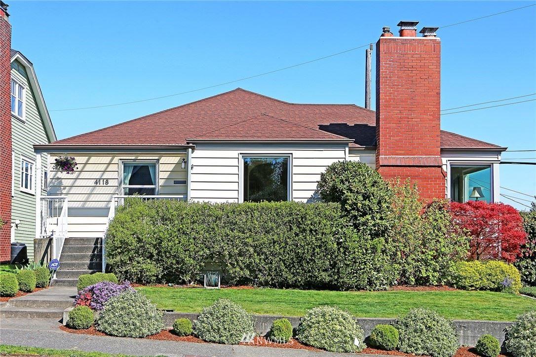 Photo of 4118 35th Avenue SW, Seattle, WA 98126 (MLS # 1761527)