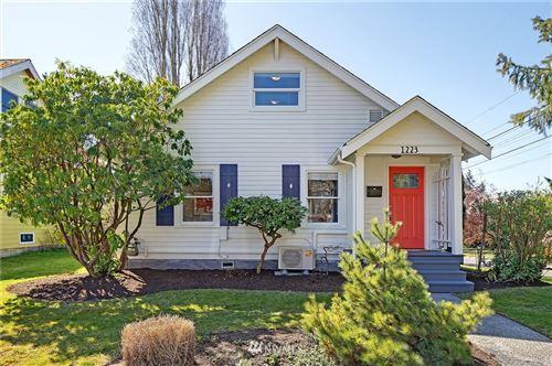 Photo of 1223 NW 83rd Street, Seattle, WA 98117 (MLS # 1757531)