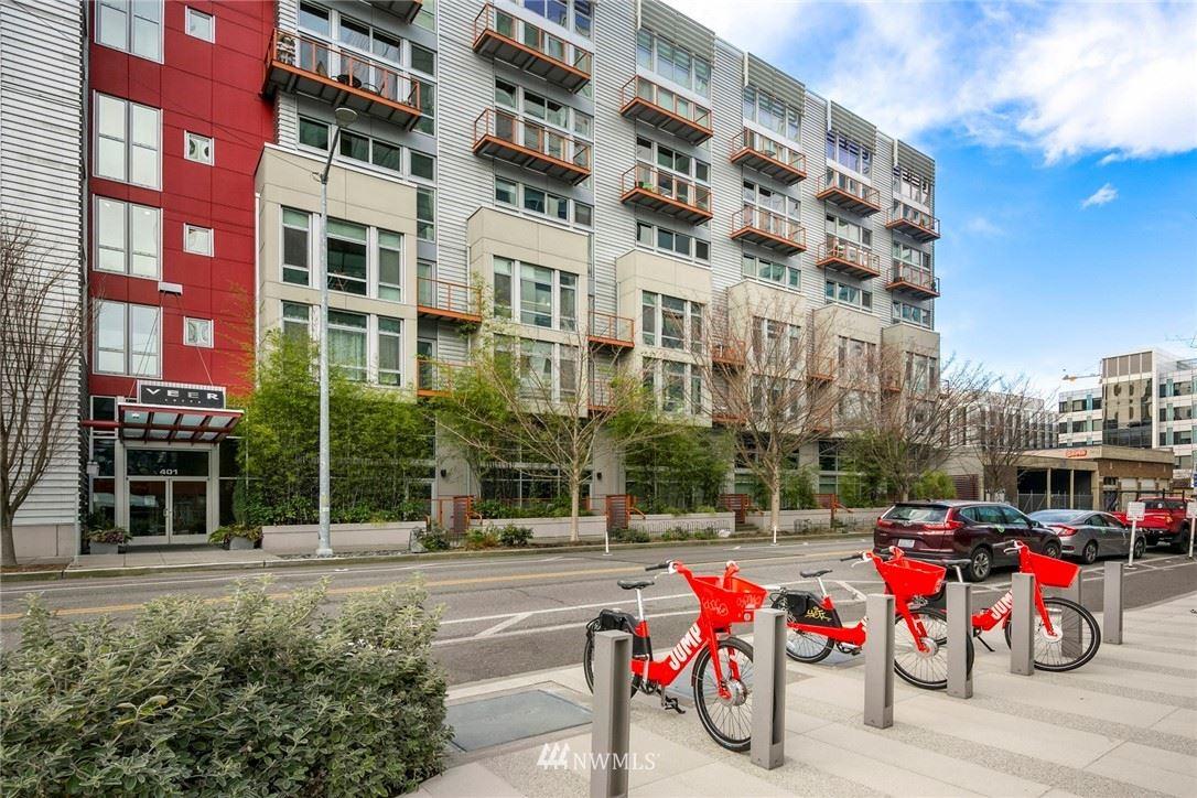 Photo of 401 9th Avenue N #607, Seattle, WA 98109 (MLS # 1739533)