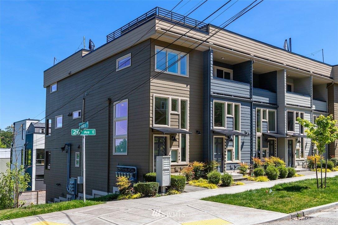 Photo of 144 26th Avenue E, Seattle, WA 98112 (MLS # 1765534)
