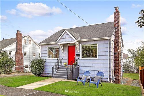 Photo of 3722 36th Avenue SW, Seattle, WA 98126 (MLS # 1665536)