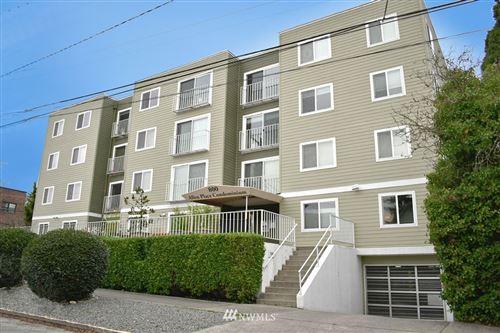 Photo of 800 N Allen Place #205, Seattle, WA 98103 (MLS # 1712538)