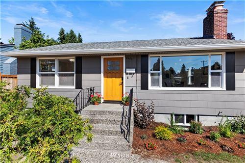 Photo of 4050 49th Avenue SW, Seattle, WA 98116 (MLS # 1811538)