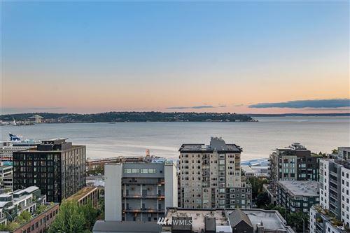 Photo of 2621 2nd Avenue #1805, Seattle, WA 98121 (MLS # 1811540)