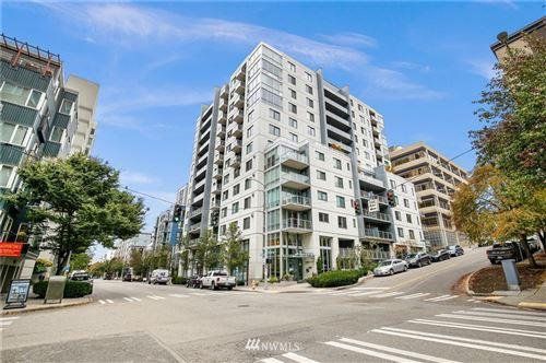 Photo of 76 Cedar Street #810, Seattle, WA 98121 (MLS # 1849540)