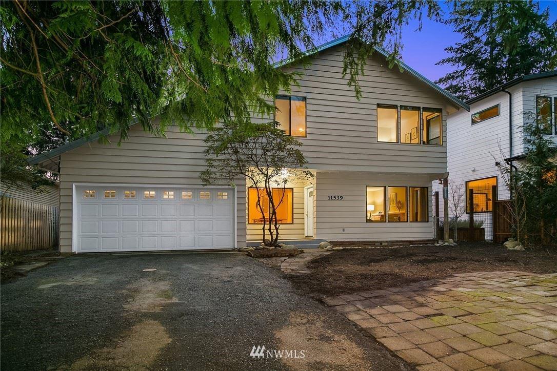 Photo of 11539 22nd Avenue NE, Seattle, WA 98125 (MLS # 1748541)