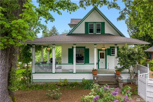 Photo of 7541 Seward Park Ave S, Seattle, WA 98118 (MLS # 1620543)