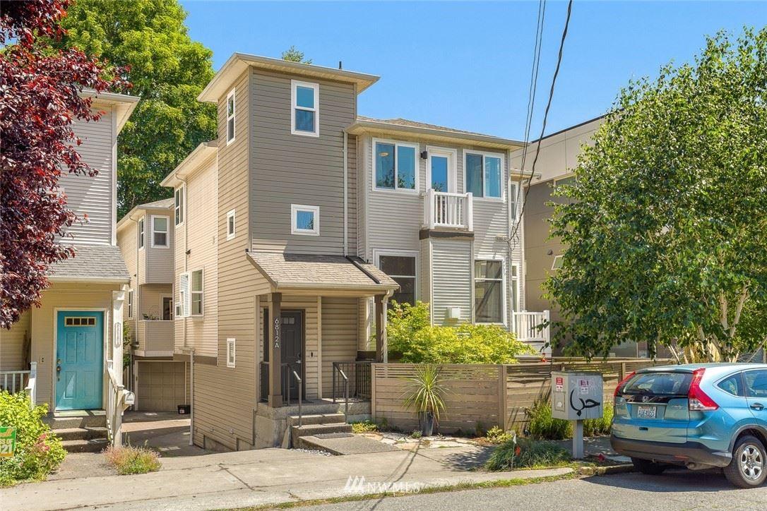 Photo of 6812 Oswego Place NE #A, Seattle, WA 98115 (MLS # 1778547)