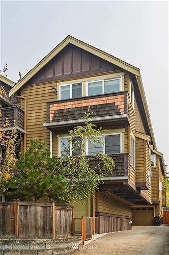 Photo of 11030 Greenwood Avenue N #A, Seattle, WA 98133 (MLS # 1665552)