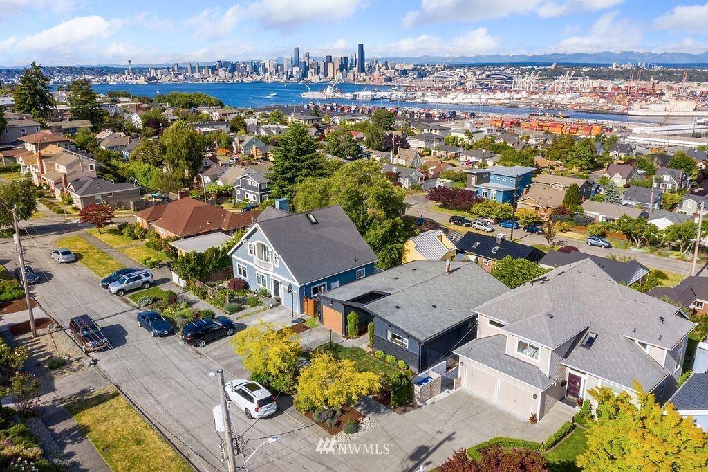 Photo of 3716 Belvidere Avenue SW, Seattle, WA 98126 (MLS # 1780552)