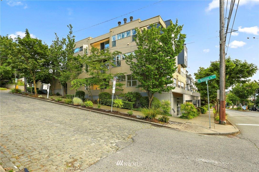 201 E Boston Street #1100, Seattle, WA 98102 - MLS#: 1623555