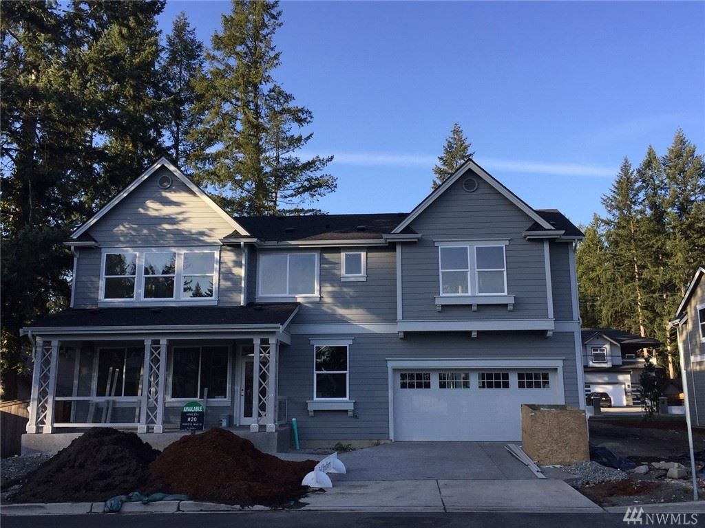 16009 SE 144th (Lot 20) St, Renton, WA 98059 - #: 1549556