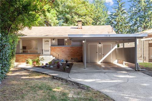 Photo of 1514 Brockman Place, Seattle, WA 98125 (MLS # 1664557)