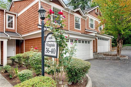 Photo of 3018 128th Avenue SE #37, Bellevue, WA 98005 (MLS # 1839558)