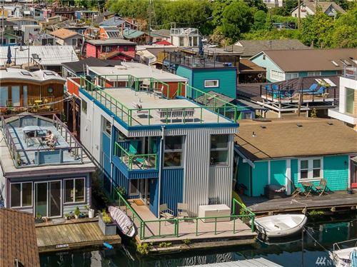 Photo of 2031 Fairview Ave E #E, Seattle, WA 98102 (MLS # 1625559)